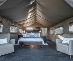 West Coast Luxury Tents